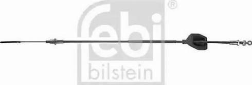Febi Bilstein 08914 - Cięgno, automatyczna skrzynia biegów intermotor-polska.com