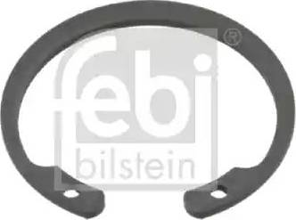 Febi Bilstein 02668 - Pierżcień osadczy sprężynujacy, sworzeń zwrotnicy intermotor-polska.com