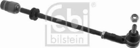 Febi Bilstein 07979 - Zestaw naprawczy, drążek kierowniczy poprzeczny intermotor-polska.com