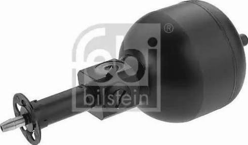 Febi Bilstein 14176 - Akumulator ciżnienia, układ hamulcowy intermotor-polska.com