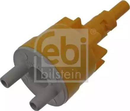Febi Bilstein 10498 - Zawór, system zasilania paliwa intermotor-polska.com