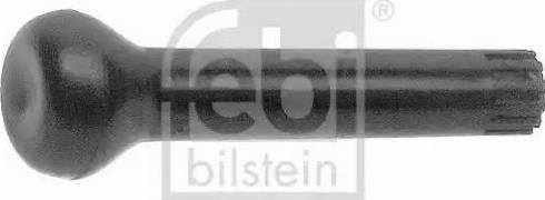 Febi Bilstein 10029 - Przycisk ryglujący intermotor-polska.com