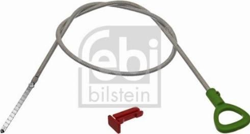Febi Bilstein 101379 - Miarka oleju, automatyczna skrzynia biegów intermotor-polska.com