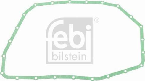 Febi Bilstein 103435 - Uszczelka, miska olejowa automatycznej skrzyni biegów intermotor-polska.com
