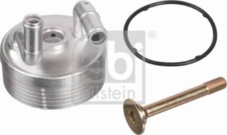 Febi Bilstein 103056 - Chłodnica oleju, automatyczna przekładnia intermotor-polska.com