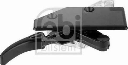 Febi Bilstein 18923 - Uchwyt, odryglowywanie pokrywy komory silnika intermotor-polska.com