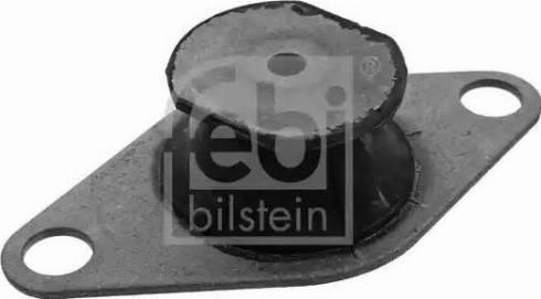 Febi Bilstein 12734 - Mocowanie, manualna skrzynia biegów intermotor-polska.com
