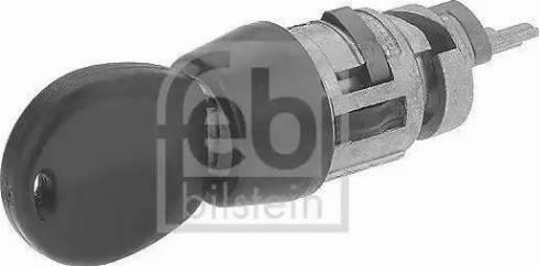 Febi Bilstein 17714 - Cylinder zamykany, zablokowanie zapłonu intermotor-polska.com