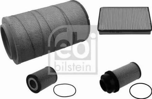 Febi Bilstein 39487 - Zestaw filtra intermotor-polska.com