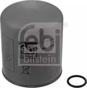 Febi Bilstein 34322 - Wkład osuszacza powietrza, instalacja pneumatyczna intermotor-polska.com