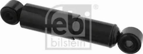 Febi Bilstein 26939 - Amortyzator, zawieszenie kabiny intermotor-polska.com