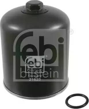Febi Bilstein 21623 - Wkład osuszacza powietrza, instalacja pneumatyczna intermotor-polska.com