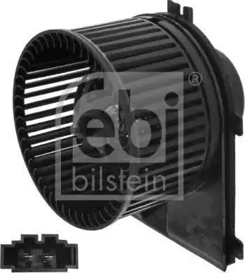 Febi Bilstein 23302 - Wentylator wnętrza intermotor-polska.com