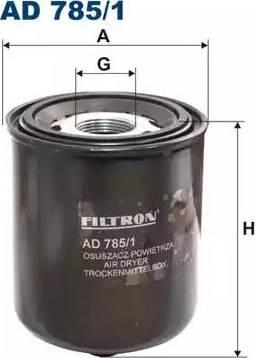 Filtron AD 785/1 - Osuszacz powietrza, instalacja pneumatyczna intermotor-polska.com