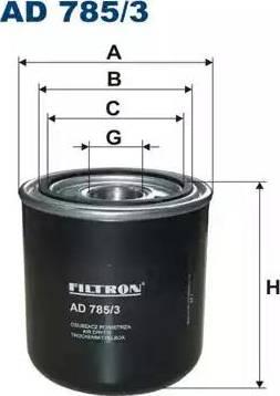 Filtron AD 785/3 - Osuszacz powietrza, instalacja pneumatyczna intermotor-polska.com