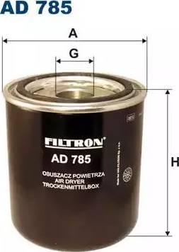 Filtron AD 785 - Osuszacz powietrza, instalacja pneumatyczna intermotor-polska.com