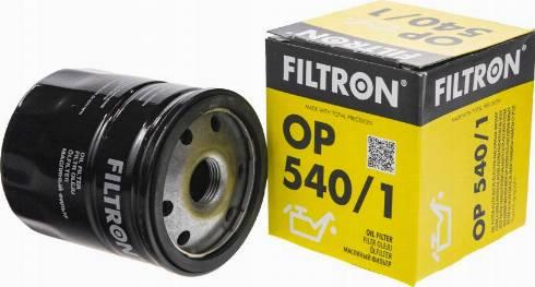 Filtron OP 540/1 - Filtr oleju intermotor-polska.com