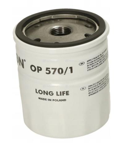 Filtron OP 570/1 - Filtr oleju intermotor-polska.com