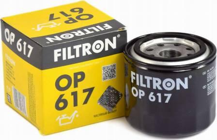 Filtron OP 617 - Filtr oleju intermotor-polska.com