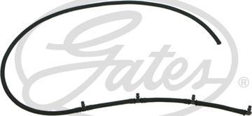 Gates MFL1004 - Przewód paliwowy elastyczny intermotor-polska.com