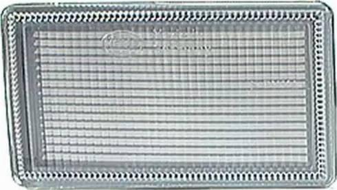 HELLA 8XU 144 430-001 - Pokrywa, reflektor przeciwmgłowy intermotor-polska.com