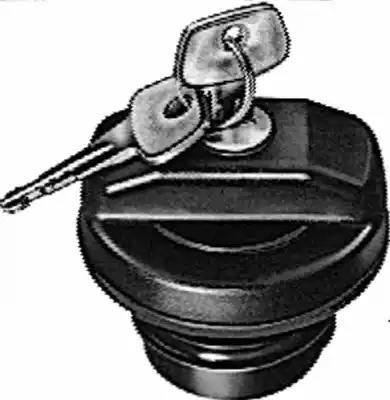 HELLA 8XY 006 481-001 - Korek wlewu paliwa intermotor-polska.com