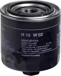 Hengst Filter H10W02 - Filtr powietrza, kolektor dolotowy sprężarki intermotor-polska.com