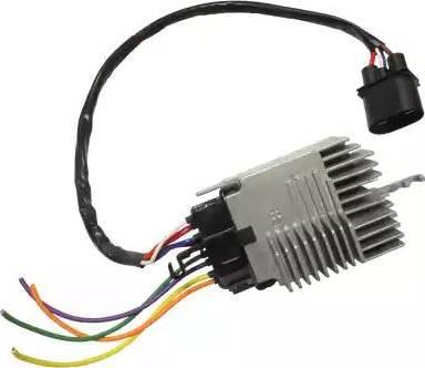 Hitachi 132224 - Sterownik, wentylator elektryczny (chłodzenie silnika) intermotor-polska.com