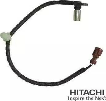 Hitachi 2508108 - Czujnik prędkożci obrotowej, automatyczna skrzynia biegów intermotor-polska.com