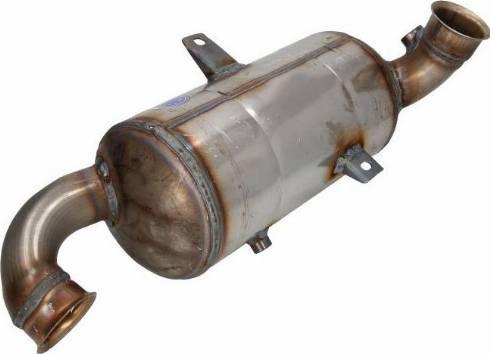 JMJ 1009 - Filtr sadzy / filtr cząstek stałych, układ wydechowy intermotor-polska.com