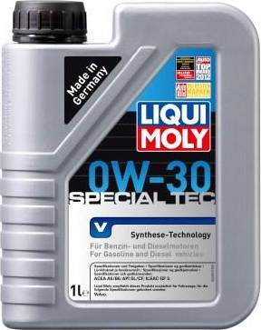 Liqui Moly 2852 - Olej silnikowy intermotor-polska.com