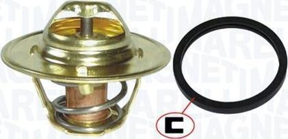 Magneti Marelli 352317002220 - Termostat, żrodek chłodzący intermotor-polska.com