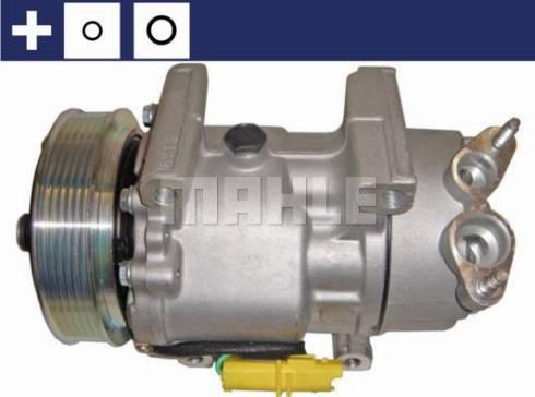 Mahle Original ACP 10 000S - Kompresor, klimatyzacja intermotor-polska.com