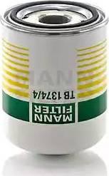 Mann-Filter TB 1374/4 X - Wkład osuszacza powietrza, instalacja pneumatyczna intermotor-polska.com