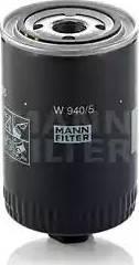 Mann-Filter W 940/5 - Filtr, hydraulika sterownicza intermotor-polska.com