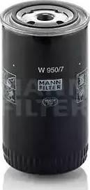 Mann-Filter W 950/7 - Filtr, hydraulika sterownicza intermotor-polska.com