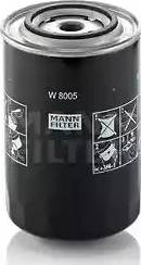 Mann-Filter W 8005 - Filtr hydrauliczny, automatyczna skrzynia biegów intermotor-polska.com