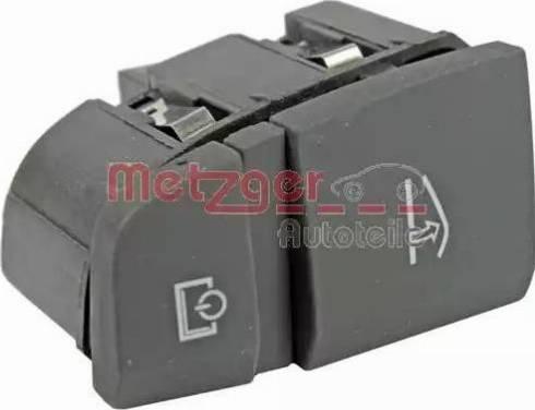 Metzger 0916293 - Włącznik wielofunkcyjny intermotor-polska.com