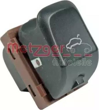 Metzger 0916285 - Włącznik, tylna pokrywa intermotor-polska.com
