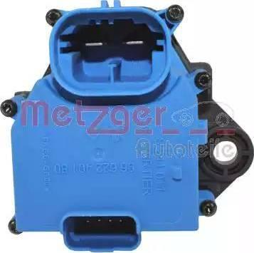 Metzger 0917052 - Sterownik, wentylator elektryczny (chłodzenie silnika) intermotor-polska.com