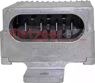 Metzger 0917037 - Sterownik, wentylator elektryczny (chłodzenie silnika) intermotor-polska.com