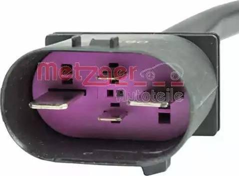 Metzger 0917173 - Sterownik, wentylator elektryczny (chłodzenie silnika) intermotor-polska.com