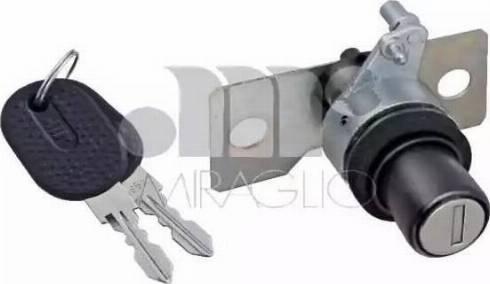 Miraglio 37/180SC - Zamek pokrywy tylnej intermotor-polska.com