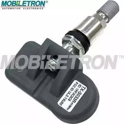 Mobiletron TX-S033R - Czujnik w kole, system kontroli ciżnienia w ogumieniu intermotor-polska.com