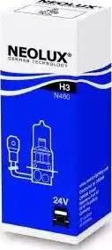 NEOLUX® N460 - Żarówka, reflektor przeciwmgłowy intermotor-polska.com
