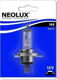 NEOLUX® N472-01B - Żarówka, reflektor przeciwmgłowy intermotor-polska.com