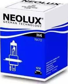 NEOLUX® N472 - Żarówka, reflektor przeciwmgłowy intermotor-polska.com