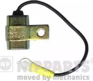Nipparts J5352000 - Kondensator, układ zapłonowy intermotor-polska.com