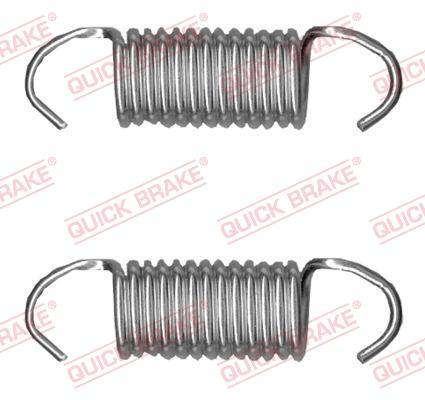 OJD Quick Brake 113-0526 - Zestaw naprawczy, dYwignia hamulca postojowego (zacisk) intermotor-polska.com