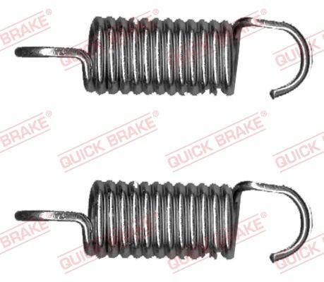 OJD Quick Brake 113-0521 - Zestaw naprawczy, dYwignia hamulca postojowego (zacisk) intermotor-polska.com
